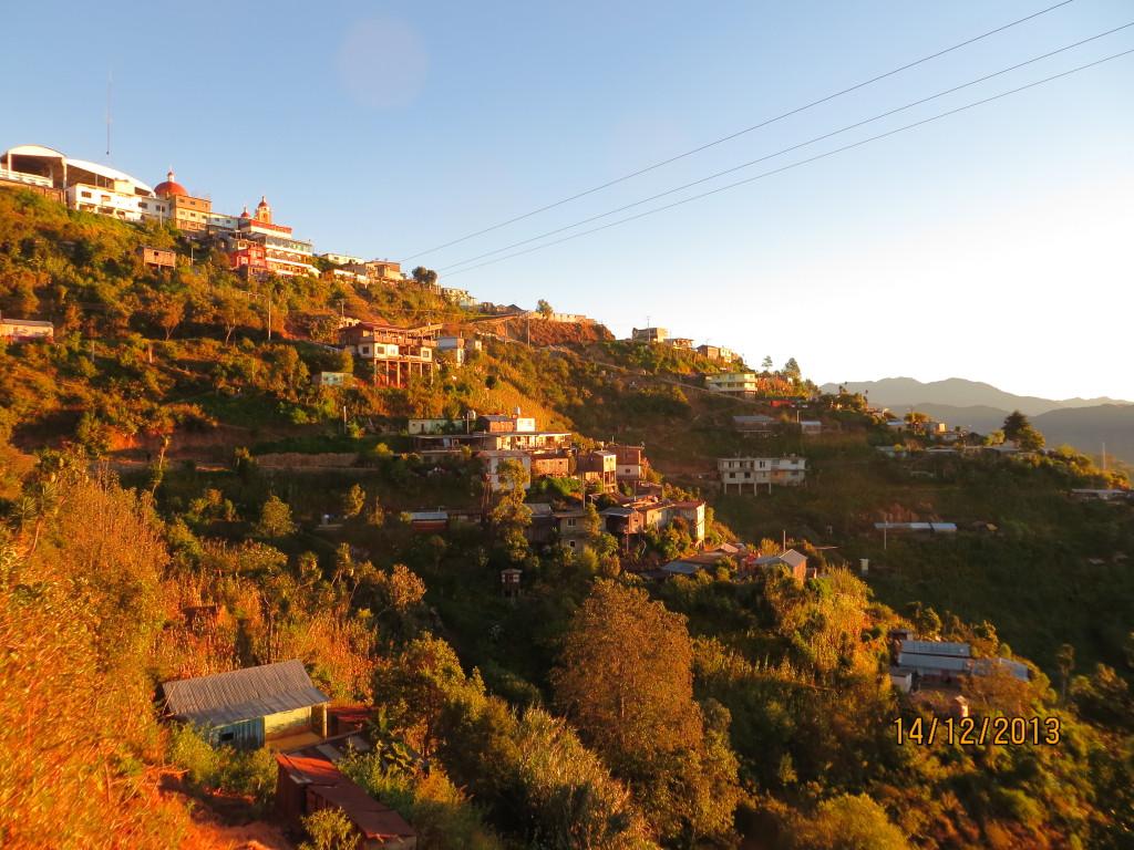 Bild 3 Hus på berget