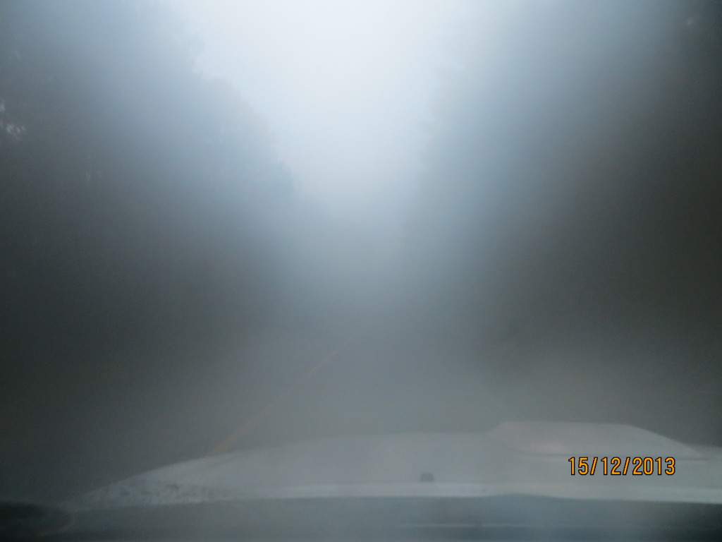 Bild 4  In i molnet