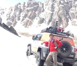 Kyrgys 4000 m toy