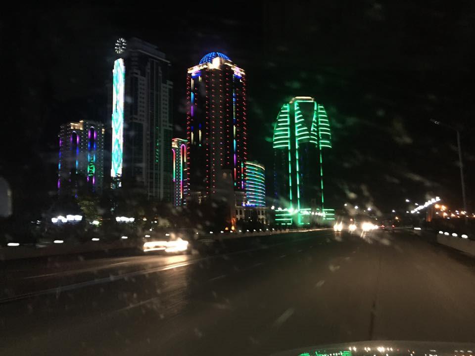 10 Grozny by nite