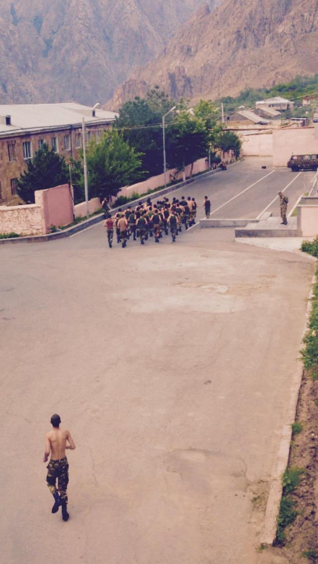 24B Agarak baracks