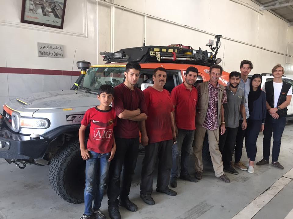 28 repair team