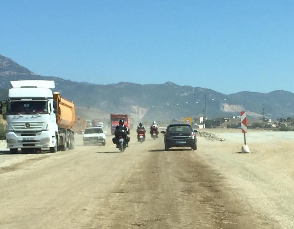 58 en route Anatolia